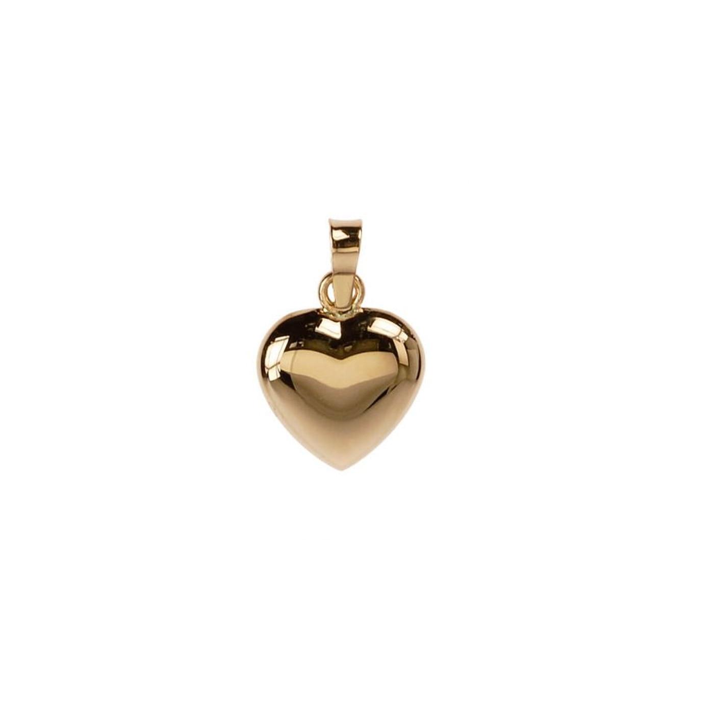 Hängsmycke Hjärta 10,5mm