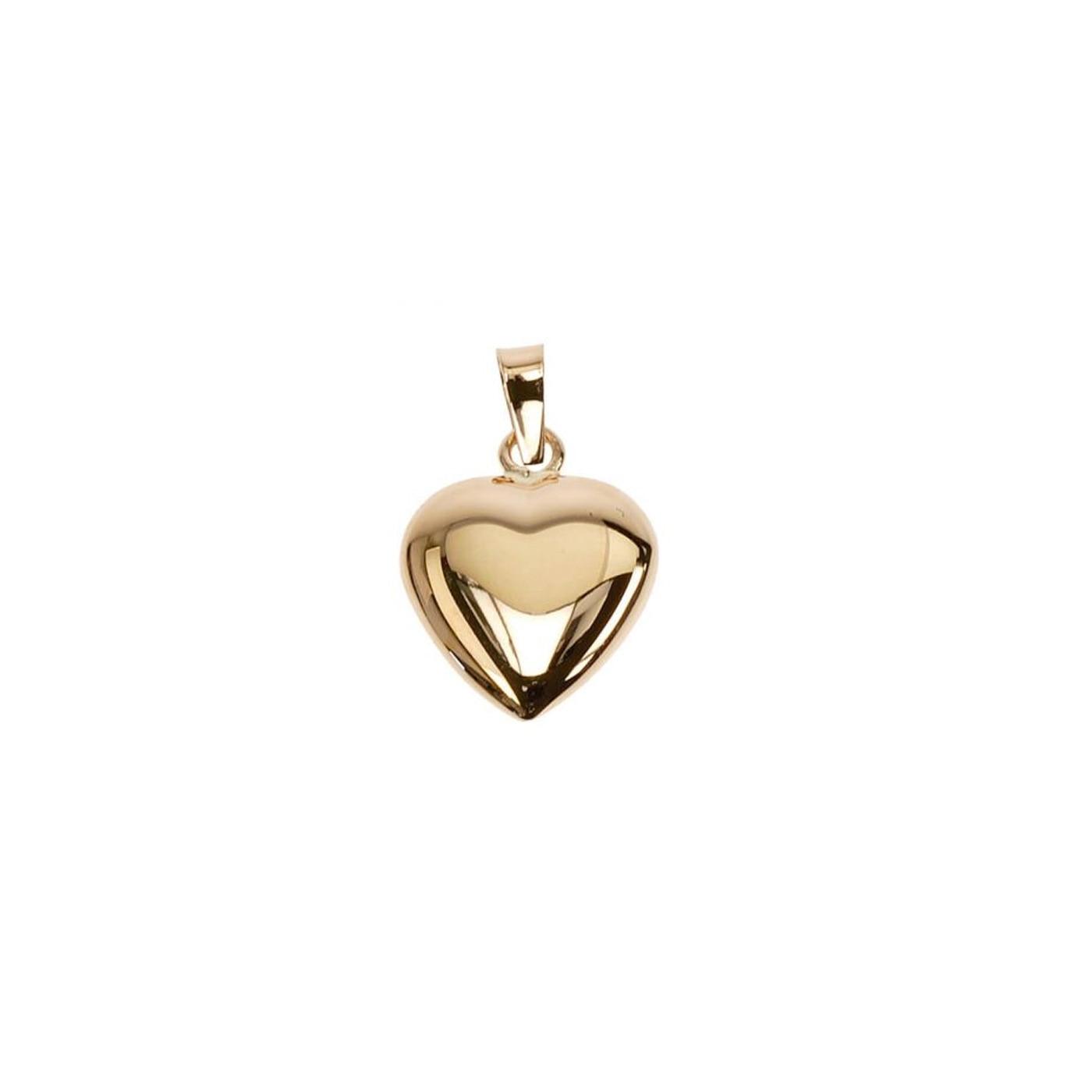 Hängsmycke Hjärta bitsäker 10,5mm