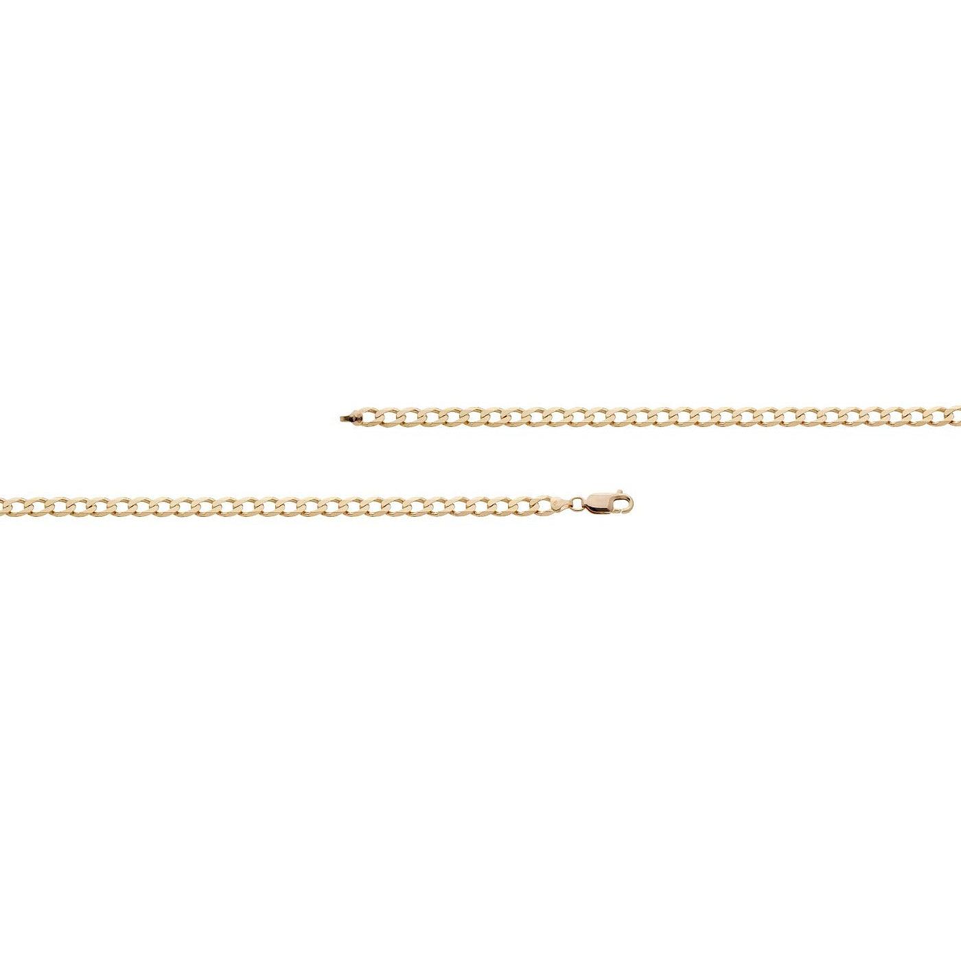 Armband glespansar 18K guld