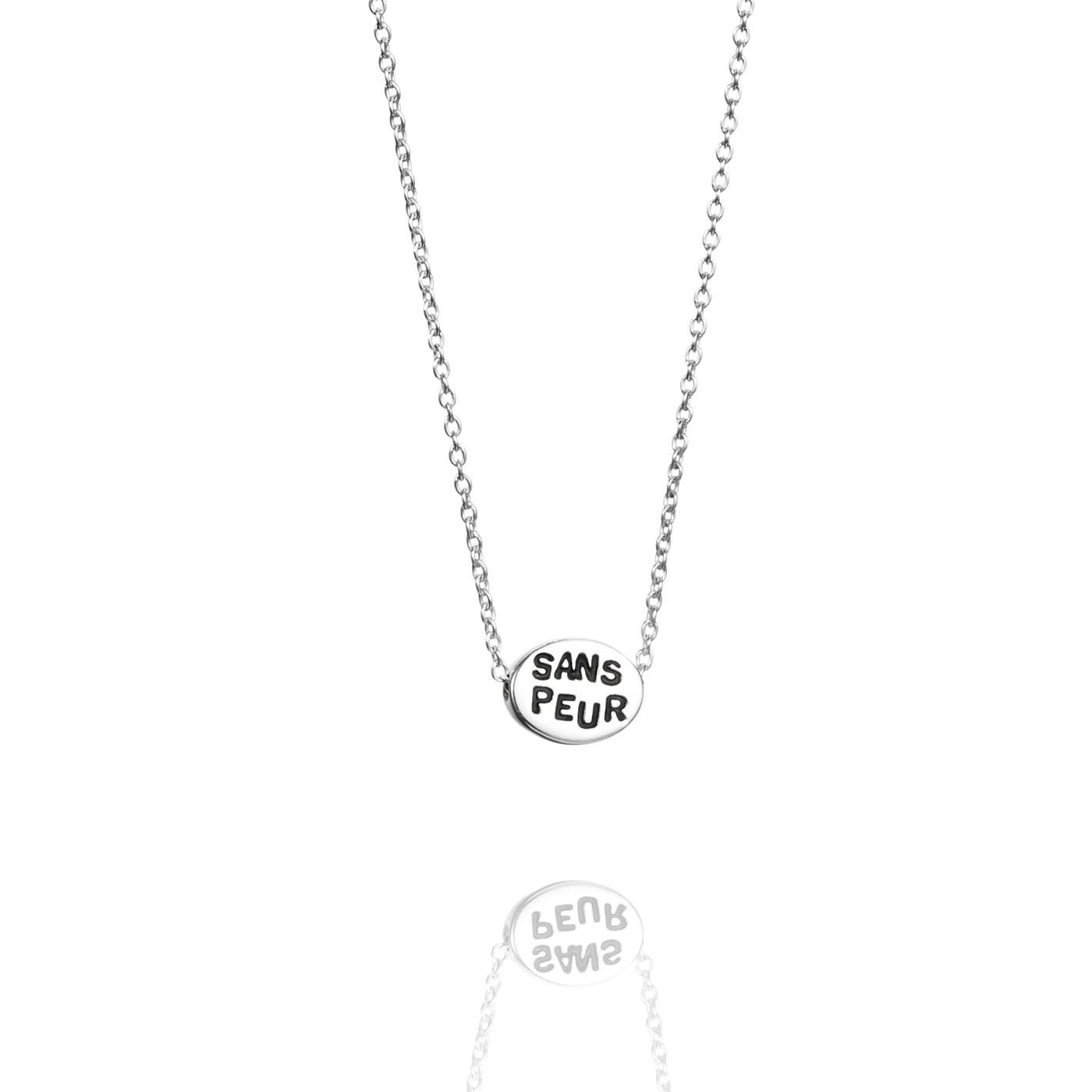 Mini Me Sans Peur Necklace 42-45 cm