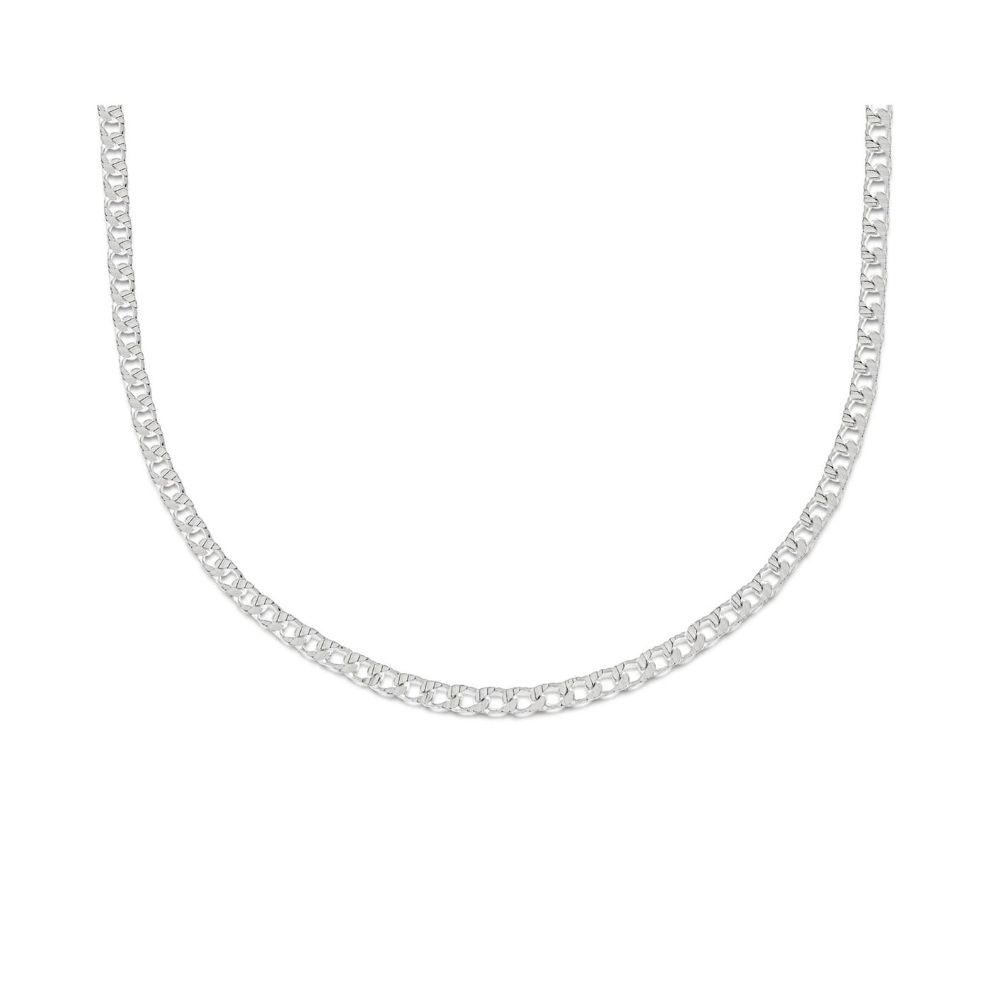 Halsband glespansar silver