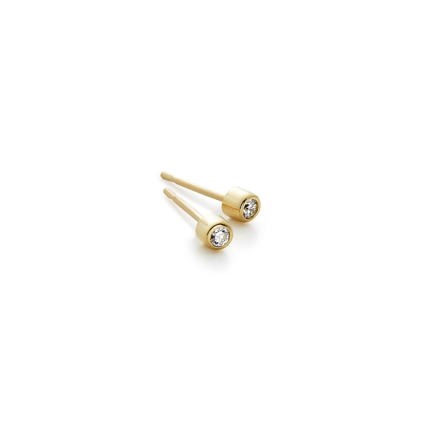 Gloria örhängen 18K 0,14 ct