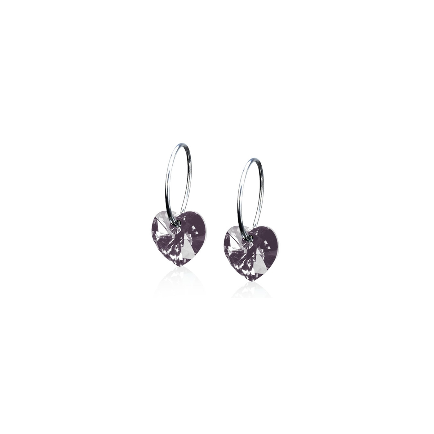 NT Heart 10 mm, Black diamond