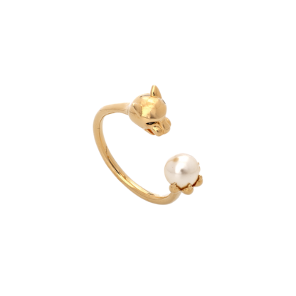 Queen Sheba ring - Gold