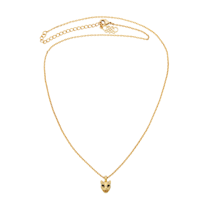 Miss Queen Sheba necklace - Gold