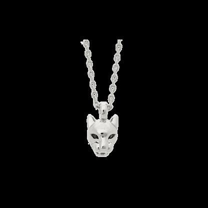 Miss Queen Sheba necklace - Silver