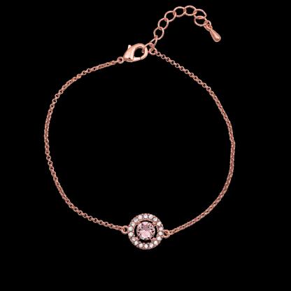 Miss Miranda bracelet - Vintage rose (rose gold)