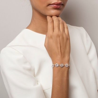 Sofia bracelet - Silk