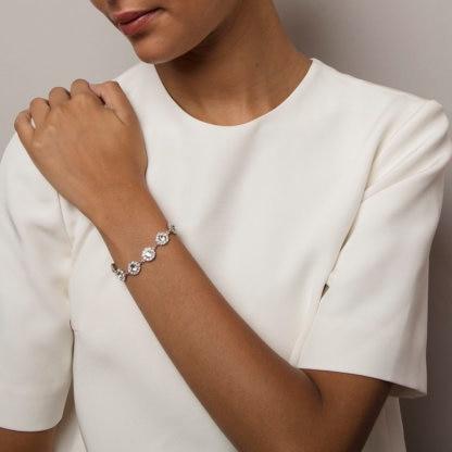 Sofia bracelet - Crystal