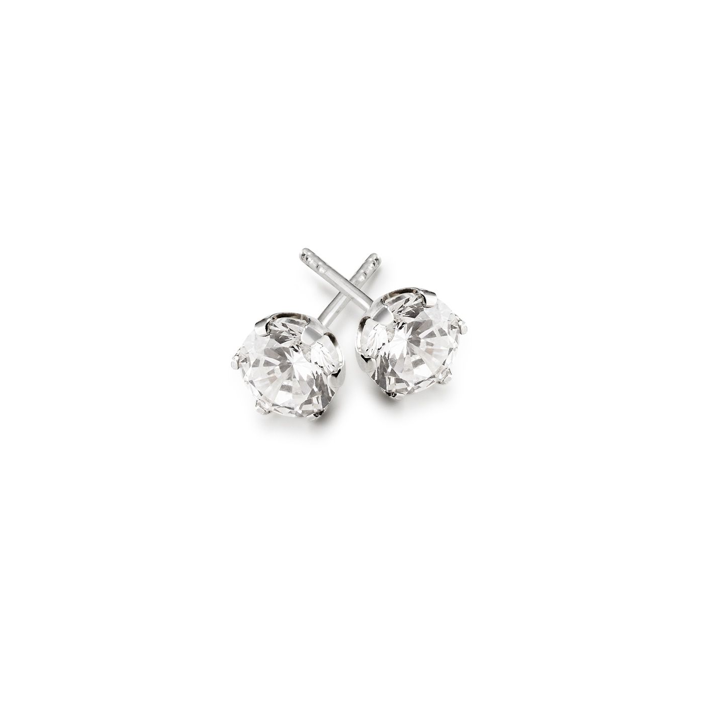 Studs Cz earrings S
