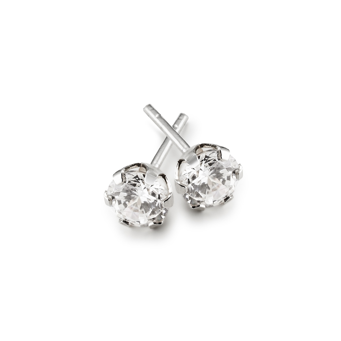 Studs Cz earrings M