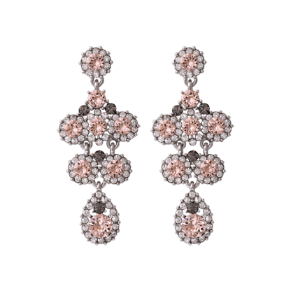 Kate earrings - Silk