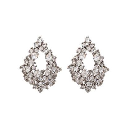 Alice earrings - Crystal