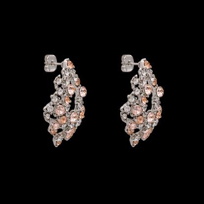 Alice earrings - Silk