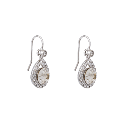Emmylou earrings - Crystal