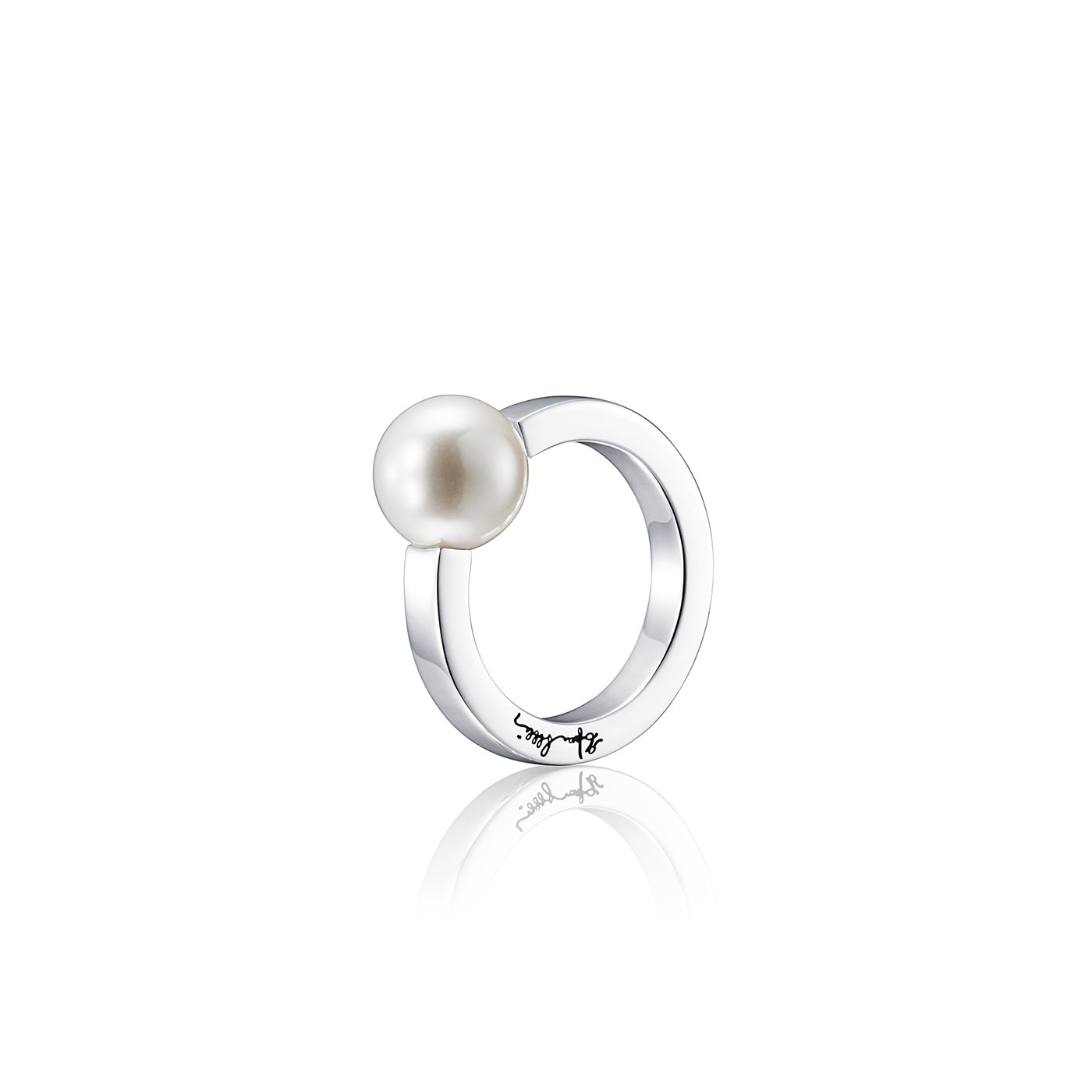60's Pearl Ring