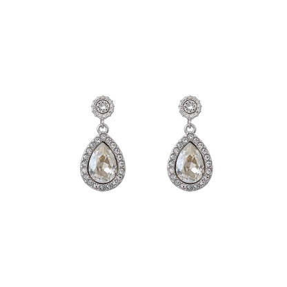 Miss Amy earrings - Crystal
