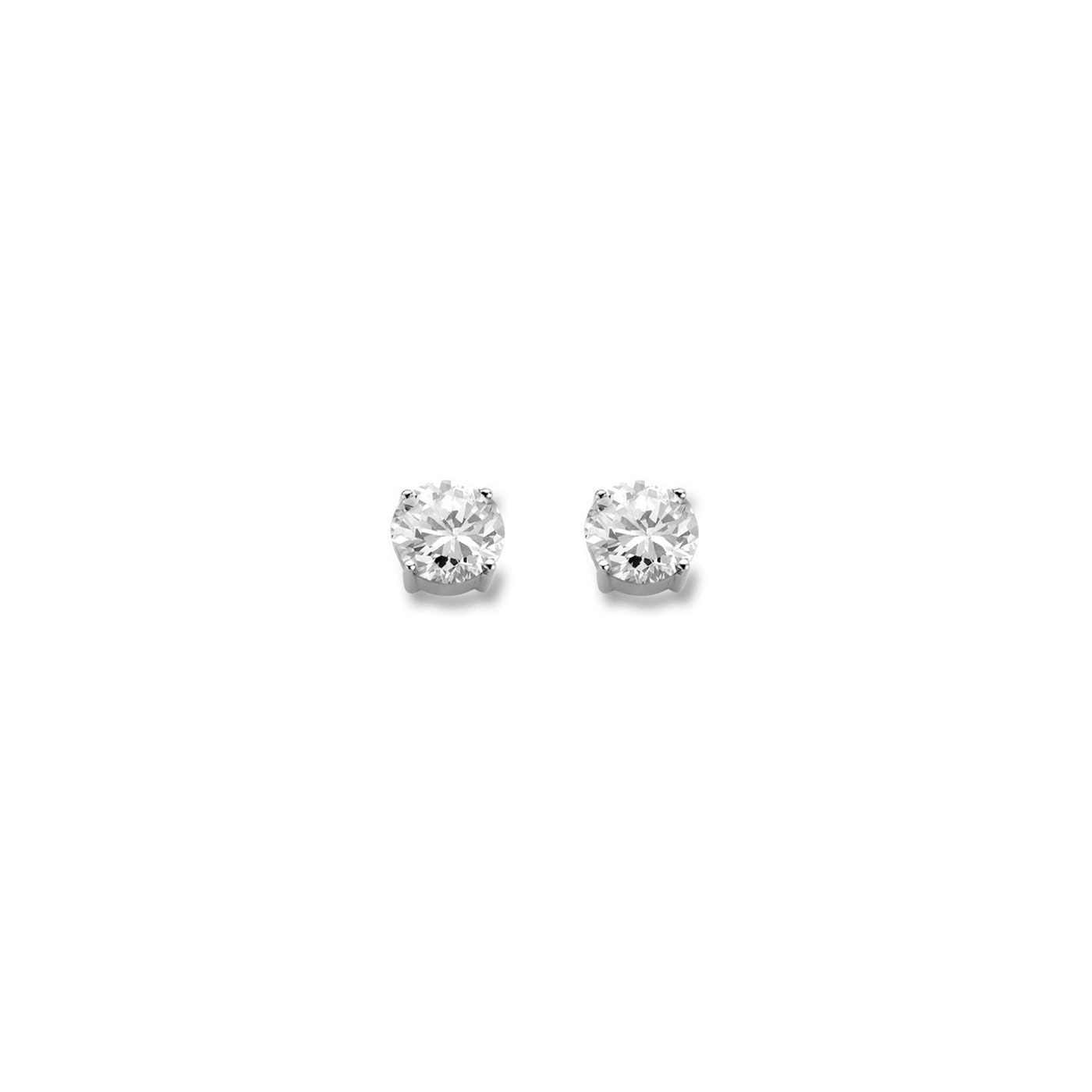 Milano Earrings cz