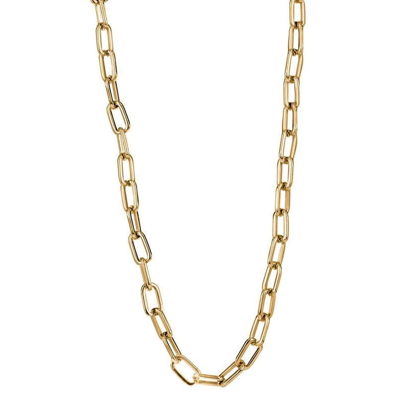 CHANIA Halsband guld 84 cm