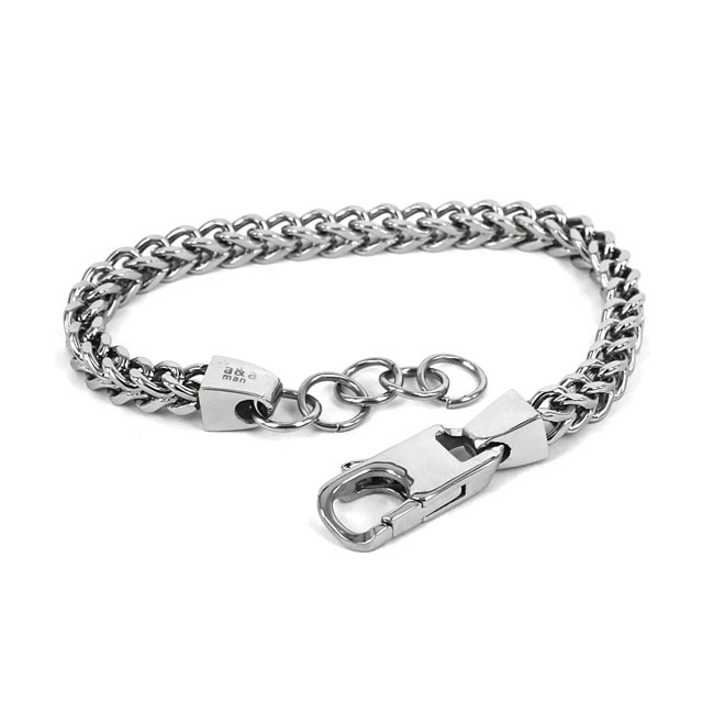 IGGY Armband blankt stål