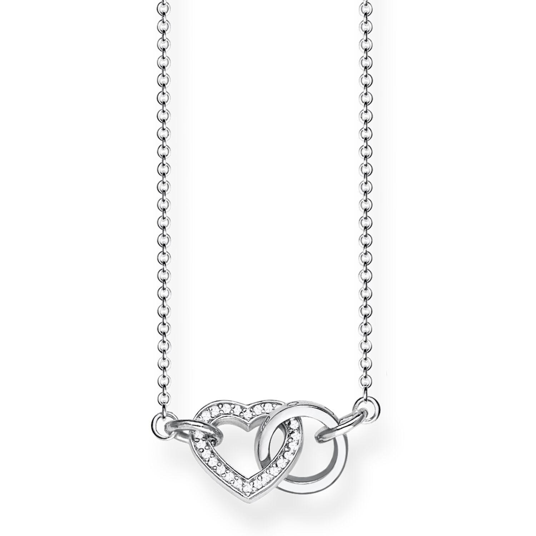 Halsband together hjärta