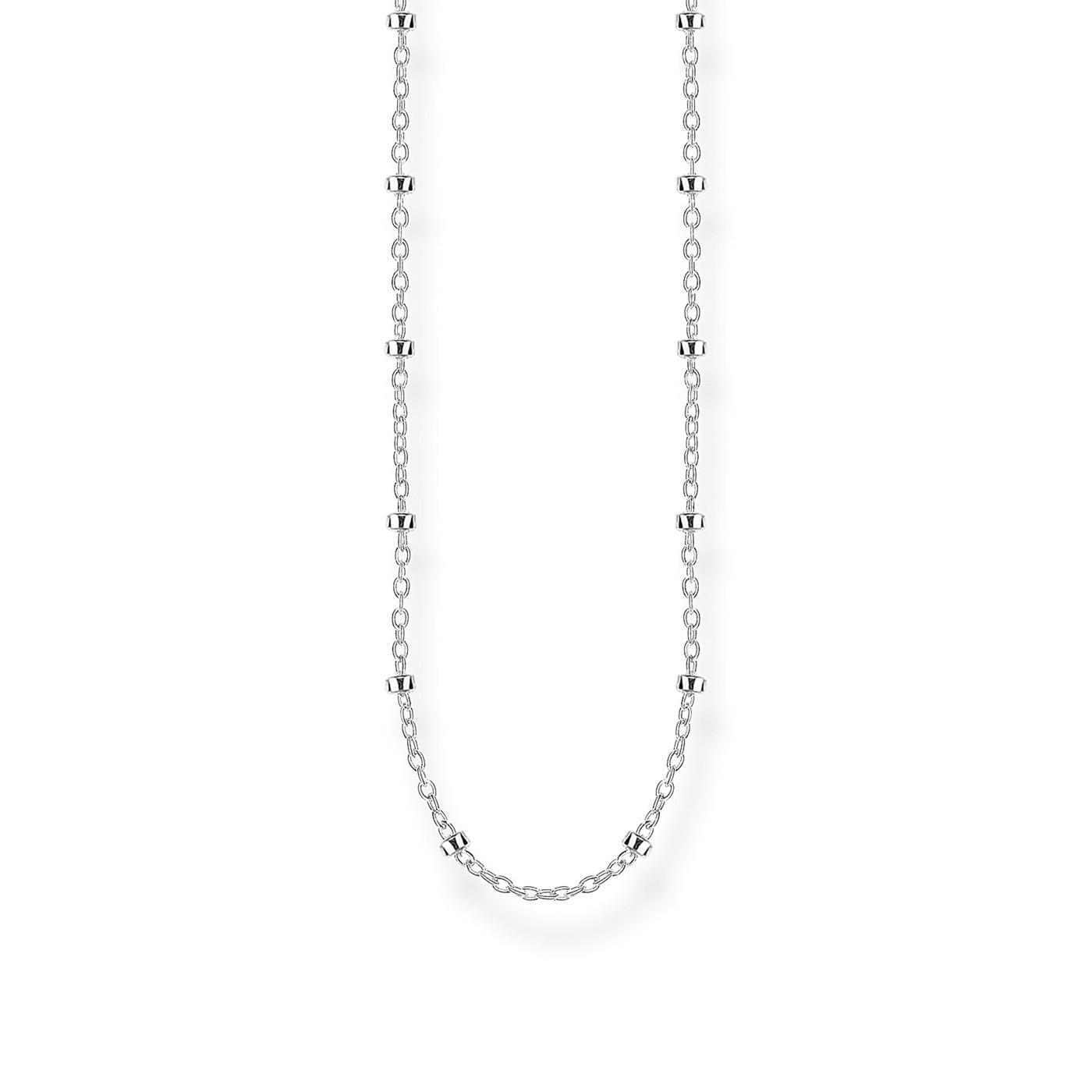 Ärtkedja Silver 38/40/42 cm