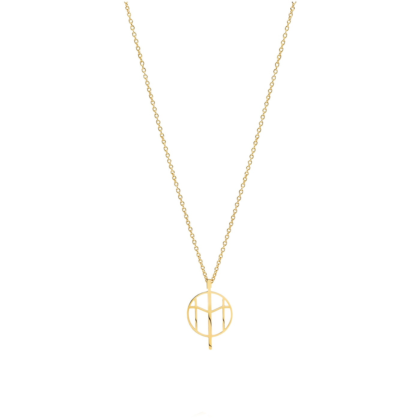 M-Necklace-G-Small
