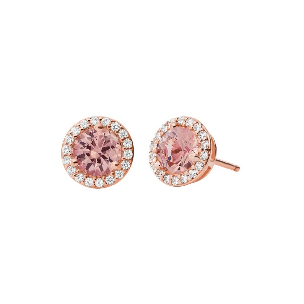 Premium earrings rose gold