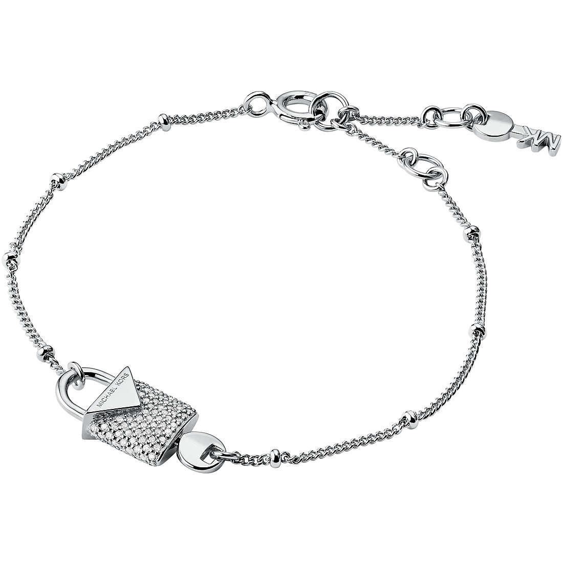 Premium bracelet silver lock