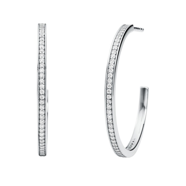 Premium hoop earrings