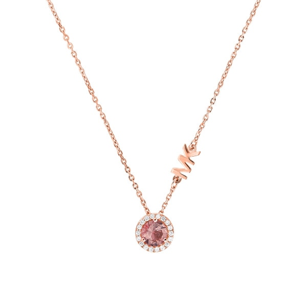 Premium necklace rose gold
