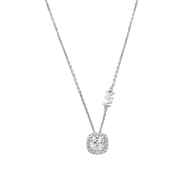 Premium necklace silver