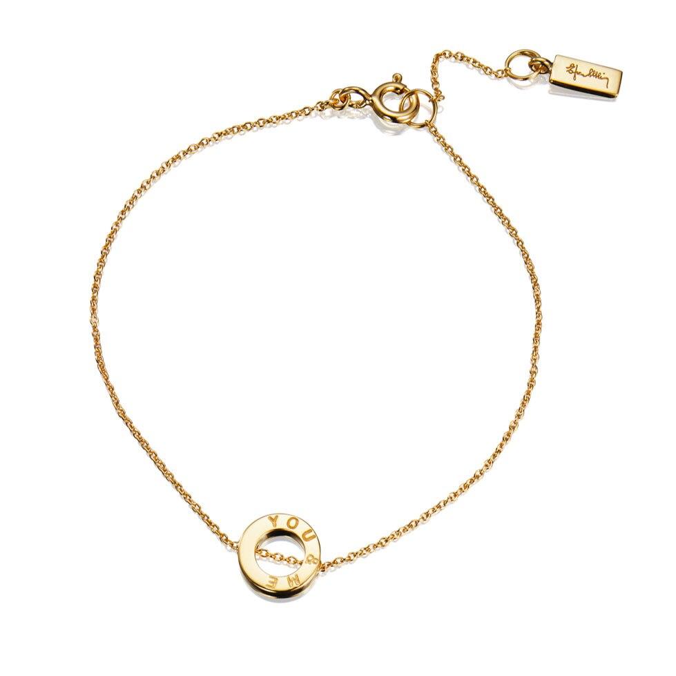 Mini Me You & Me Bracelet 18K 17-19 cm