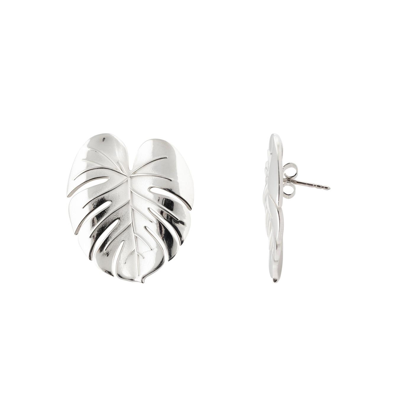 Palm-Leaf-earrings-L-silver-B