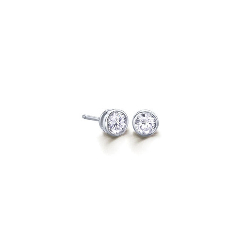 Zircons earrings