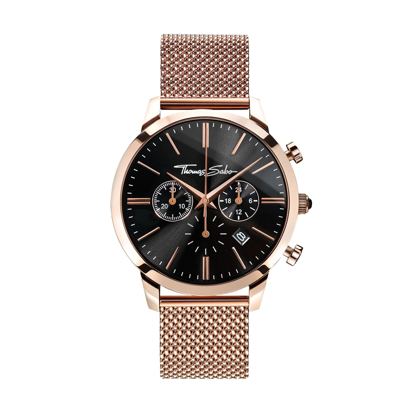 Herrklocka Rebel Spirit Chrono