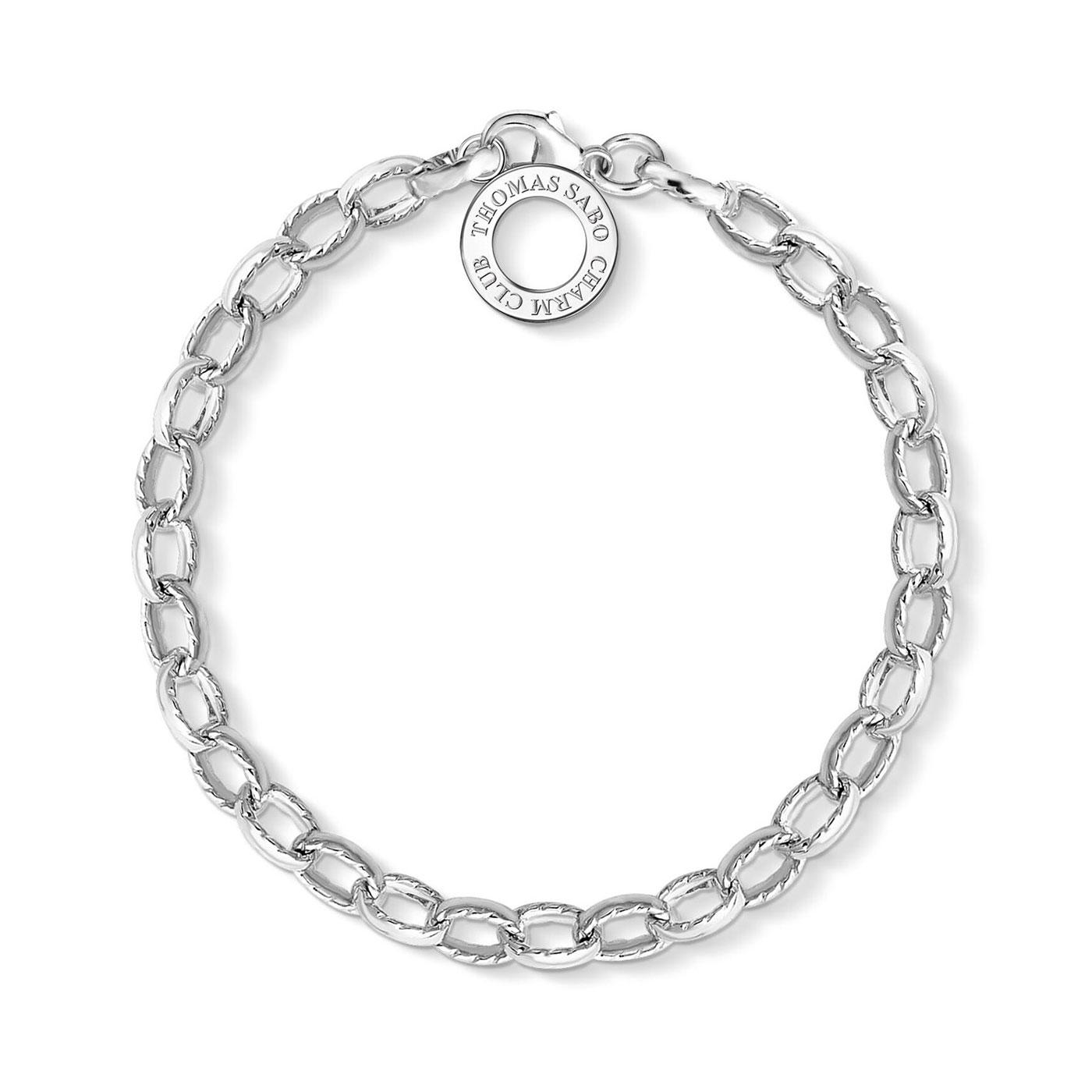 Charm-armband 18 cm