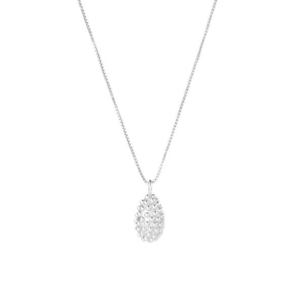 Dew Necklace Silver