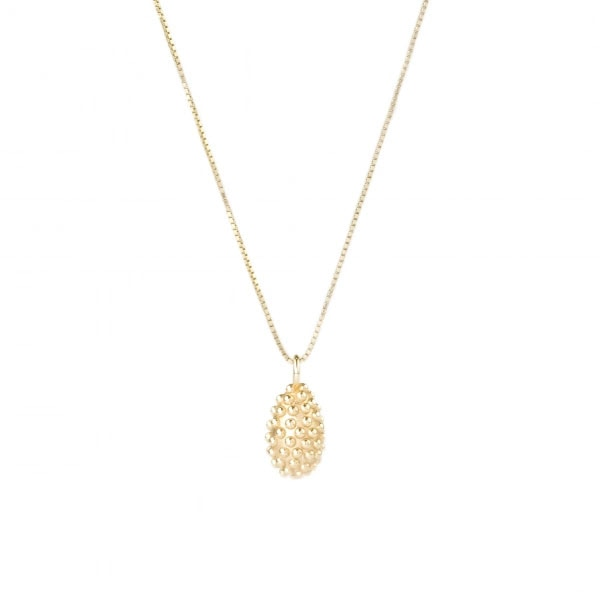 Dew Necklace Gold