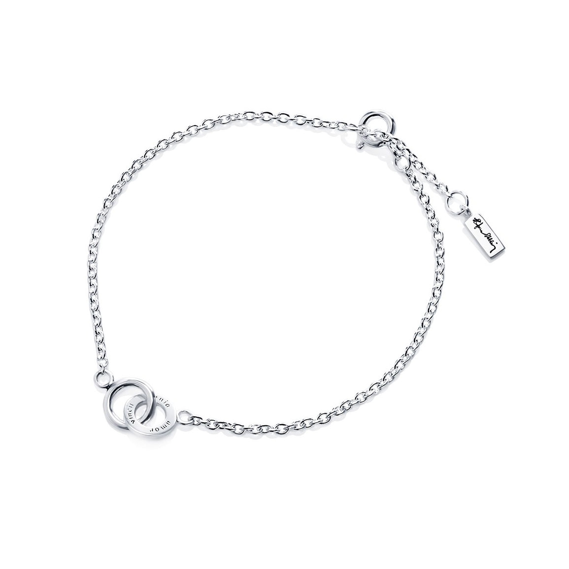 Mini Twosome Bracelet