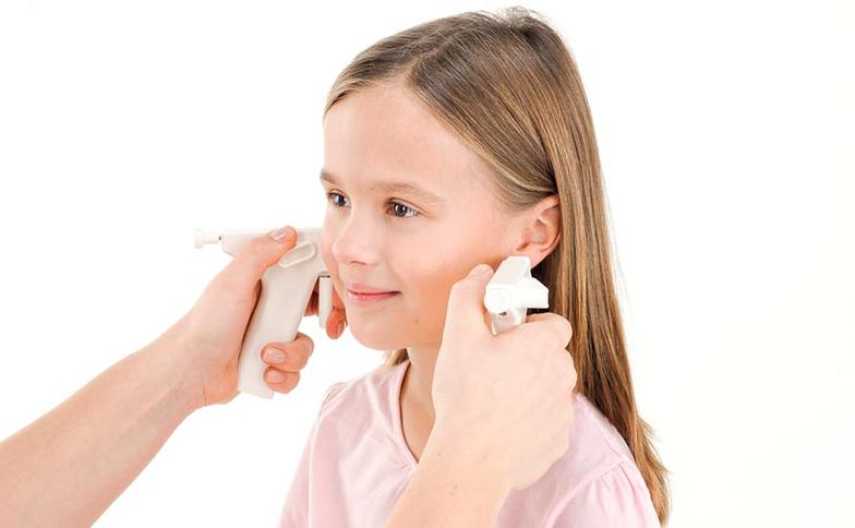 Öronhåltagning hos Smycka